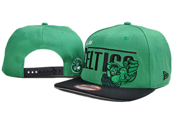 Boston Celtics NBA Snapback Hat TY038